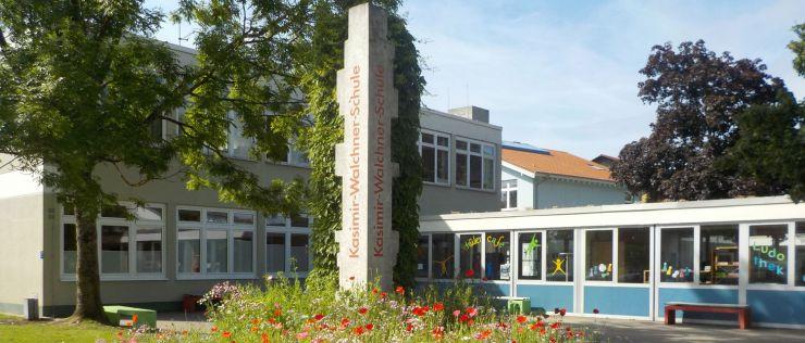 Schulgebäude Kasimier-Walchner-Schule